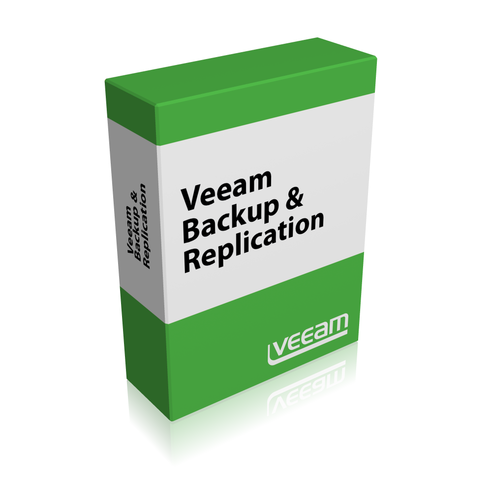 راه اندازی Veeam Backup & Replication